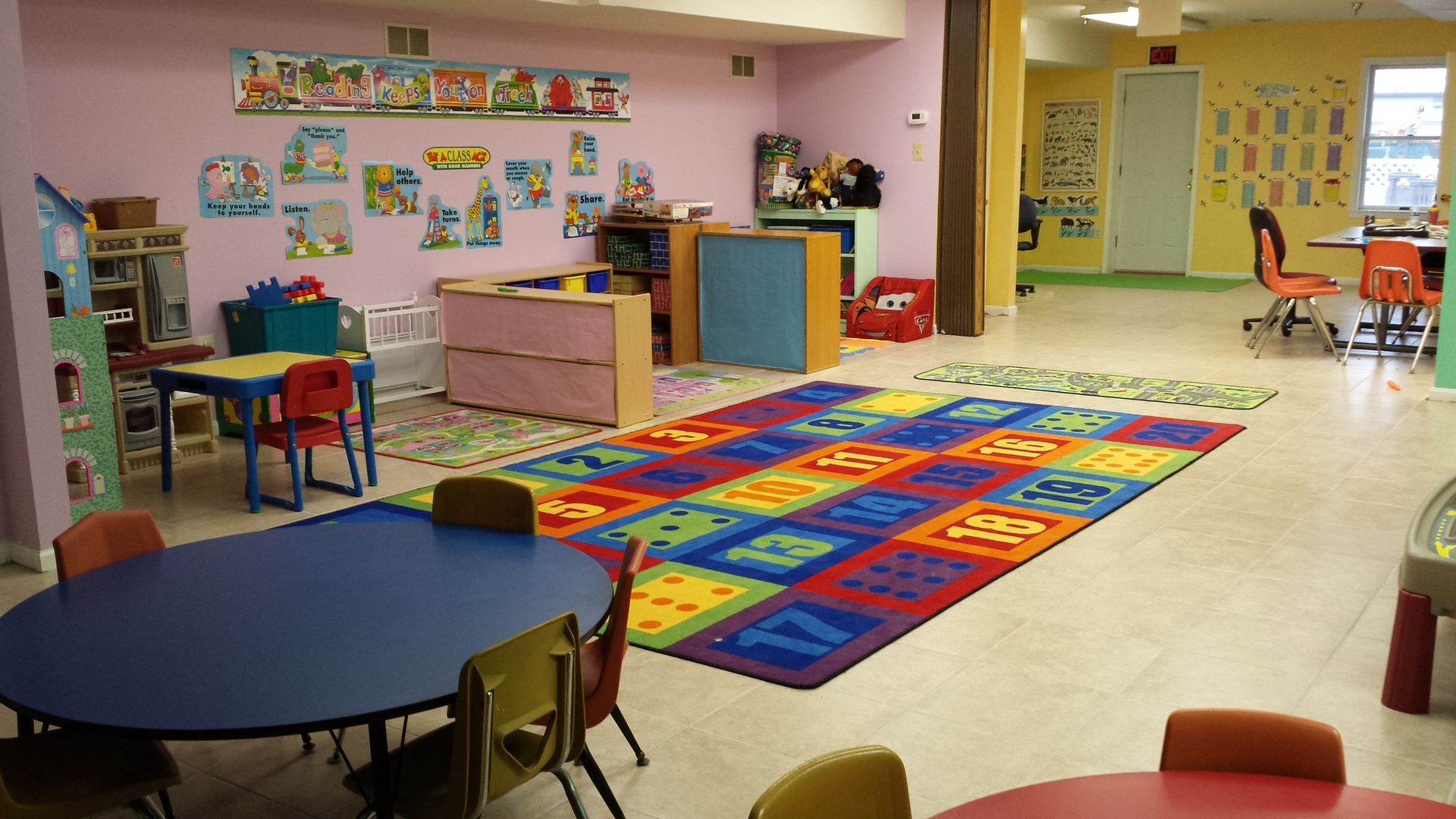 child care Cleaning