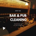 Bar Cleaning